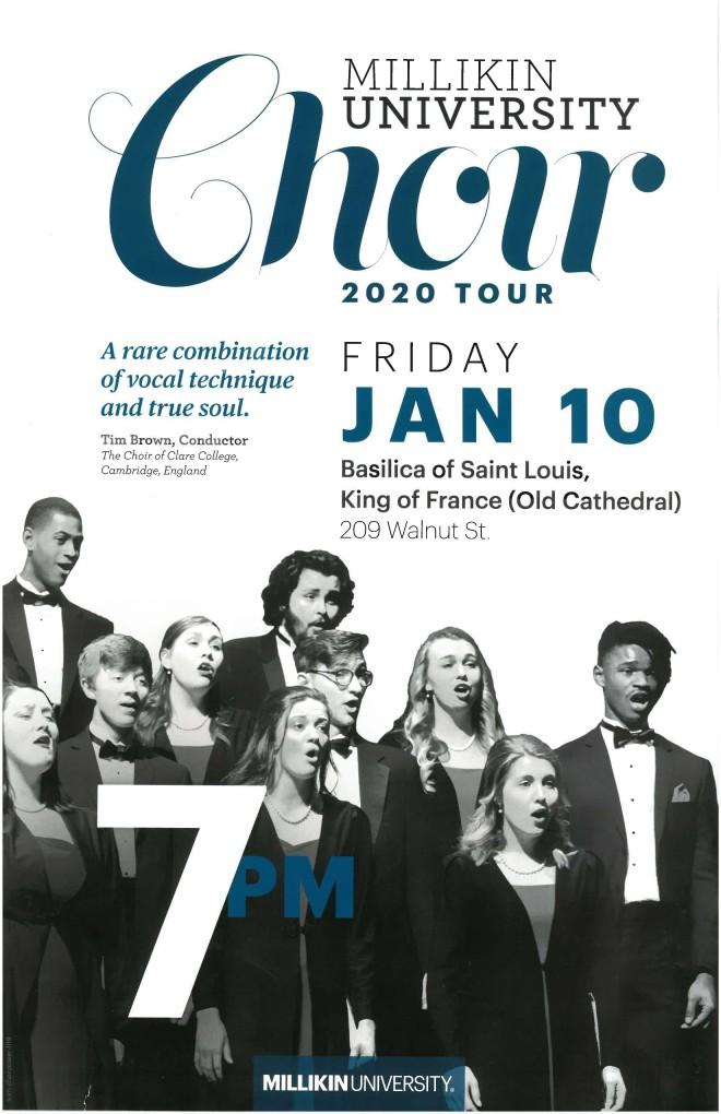 Millikin University Concert